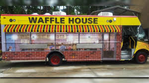 Waffle House Hits The Road With Food Truck Catering Service