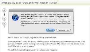 Is Your New iPhone Paired To Another iTunes Library Don t Freak