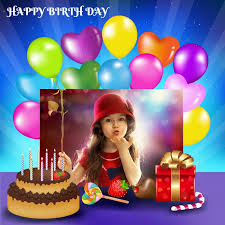 Animated Birthday Frames screenshot