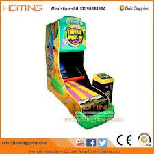 Fancy Bowling Game Machine 98 Customers Super Like