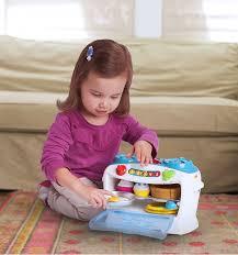 Toddler Art Desk Toys R Us by Amazon Com Leapfrog Number Lovin U0027 Oven Toys U0026 Games