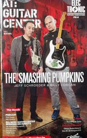 Smashing Pumpkins Darcy Bass by The Sound Of Geek The Smashing Pumpkins Are Still Going Strong