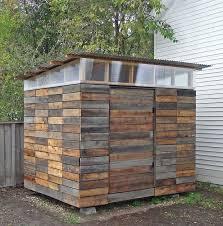 12 best pallet shed ideas images on pinterest pallet house