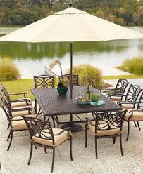 Mainstays Patio Set Red by Mainstays Searcy Lane 6 Piece Padded Folding Patio Dining Set Red
