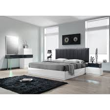 Masculine Bedroom Furniture by Simple Platform Customizable Masculine Bedroom Sets Modern Cal