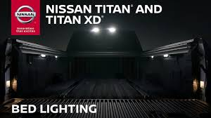 100 Truck Outlet Usa 2019 Nissan TITAN Bed Lights YouTube