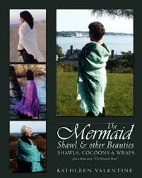 More Than A Book Of Patterns The Mermaid Shawl Other Beauties Is Designed To Help Knitters Create Their Own Works Knitted Lace Art