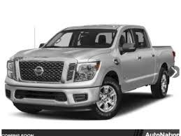100 Trucks For Sale In Memphis 2018 NISSAN TITAN TN 5004901050 CommercialTruckTradercom