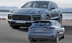 Porsche's Next-gen Cayenne Will Hit U.S. In Mid-2018