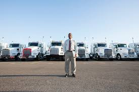 100 United Trucking Owner Of A Business Stocksy