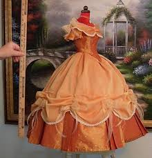 Demi 1860s Ball Gown Pattern
