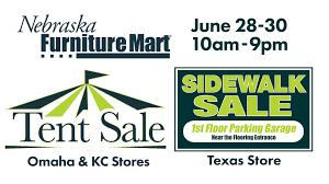 2016 Tent & Sidewalk Sale Day 1 Nebraska Furniture Mart