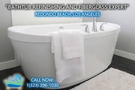 redondo beach bathtub refinishing and fiberglass expert