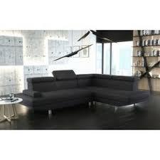 canape d angle convertible design mymeubledeco canape d angle convertible sorent sawan noir amazon