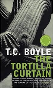 Tortilla Curtain Summary Characters by The Tortilla Curtain Amazon Co Uk T C Boyle 9780747525721 Books