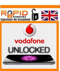FOR VODAFONE UK UNLOCKING SERVICE FOR IPHONE 6 6 PLUS NO SIM