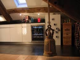 vin cuisine cuisine sous les voûtes photo 3 7 cave à vin et réfrigérateur