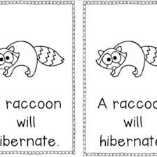 Hibernation Books Past And Coloring Pages Of Animals That Hibernate