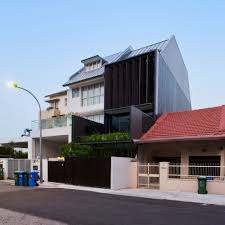 100 Terrace House In Singapore The At Joo Hong Road By Lim Chai Boon Is A Modern Take