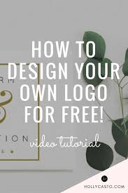 Terrific How To Design A Simple Logo 95 About Remodel Inspiration With