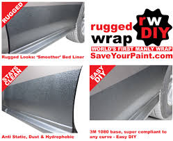 A Wrap That Looks Like Bed Liner - RuggedWrap – ColorX Labs - Body ... Fend Flare Arches Done In Rustoleum Bed Liner Great Finish Land Mikes Paint And Body Speedliner Spray In Bedliner Duplicolor Paint Trq254 Truck Coating Ebay 2017 Dodge Ram Colors Best Australia Products Touch Up Zone Fj Cruiser Build Pt 7 Diy Job Youtube Diy Luxury Fresh Spray Bedliner Ontario Services Trucks Trailers Rvs Monstaliner Vs Armor With Kevlar 1995 F150 4x4 Totally Bed Liner Paint Job 4 Lift Custom Lighting