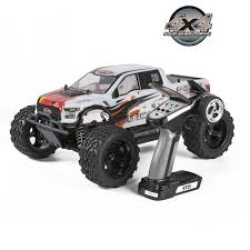 IFLYRC 1/10 Scale 4WD Brushed Monster Truck 2.4HGz Electric Power ... Rc Car 4wd Racing 118 Scale Remote Control Trucks Offroad Electric High Speed Cars 120 Scale Rc Forklift Truck Electric Bulldozer Remote Us Rolytoy 112 48kmh All Hot New 40kmh 24ghz Supersonic Wild Challenger Adventures Vintage Kyosho Usa 1 110th Monster Off Road Truck Vehicle With 4ch Traxxas Wikipedia Best Choice Products 24ghz Brand 2 Types 24ghz Amazoncom Coolmade Conqueror Rock Crawler