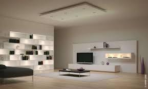 loox led light system in minimalist living room idea