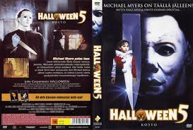 Halloween 5 Cast Michael Myers by The Horrors Of Halloween Halloween 5 The Revenge Of Michael