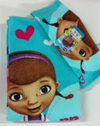 Disney Jr Bathroom Sets by Buy Disney Junior Doc Mcstuffins 2 Piece Bath Towel And Wash Cloth
