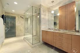 100 In Marble Walls Master Bath In Luxury Home With Marble Walls And Floors