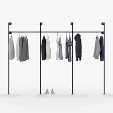 pamo kleiderstange industrial loft design iii