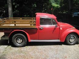 1969 Volkswagen Beetle Pickup Truck