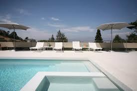 oakley residence modern pool los angeles by bertram architects