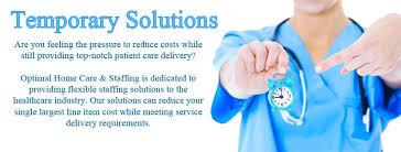 Optimal Home Care & Staffing Llc Home