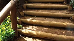 escalier extérieur quel matériau choisir