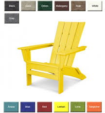 Red Adirondack Chairs Polywood by Polywood Qna110 Quattro Adirondack Chair Polywood Furniture