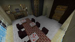 Fine Kitchen Ideas Minecraft Pe For Design