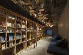 100 Suppose Design Office Book And Bed Hotel In Tokyo Floornature