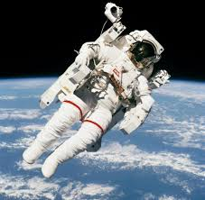 Most Known For Being The 1st Human To Free Float On A Shuttle Spacewalk He Also Served As Apollo 11 Moonwalkers Link Mission Control And Helped
