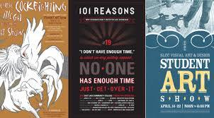 2017 SLCC Student Art Showcase Poster Design Contest