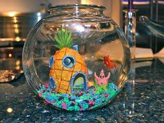 Spongebob Fish Tank Ornaments by How To Decorate Your Boring Fish Tank Fish Tanks Fish And Aquariums