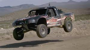 How To Jump A 40-ft Tabletop With An Off-Road Race Truck - The Drive