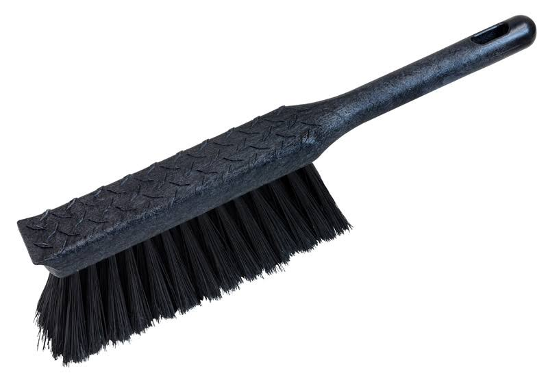 Quickie 9 in. W Plastic Bench Brush 1001482