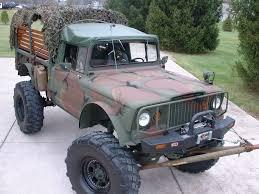 100 Old Jeep Trucks 1968 502 Chevy Powered M715 Mudding
