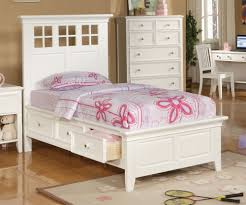 White Full Size Bed Ideas