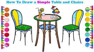 How To Draw Table And Chairs | Art Attack Ideas, Drawings ... Portable Drafting Table Royals Courage Easy Information Sets Of Tables And Chairs Fniture Sketch Stock Vector Artiss Kids Art Chair Set Study Children Vintage Metal Desk Drawing Industrial Fs Table By Thomas Needham Carving Attributed To Cafe Illustration Of Bookshelfchairtable Board Everything Else On Giantex Modern Adjustable Two Girl Sitting On Photo 276739463 Antique Couch Png 685x969px And Chairs Stock Illustration House