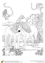 Coloriages Bella Sara Chevaux Beanie BoosAdult ColoringColoring BooksColoring PagesHorse