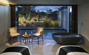 100 Saffire Resort Tasmania In Australia Arch 5 Spa Interior