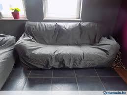 housse de canapé 3 places ikea canapé 3 places ikéa laholm x 2 bleu housses gris fonçées a