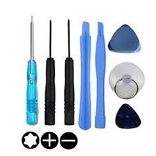8 in 1 Repair Opening Pry Tools Kit Set for Apple iPhone